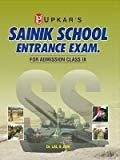 Sainik School Entrance Exam- For Admission in Class IX by Lal