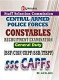 SSC CAPFs Constables Recruitment Exam General Duty by Lal