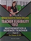 Teacher Eligibility Test Mathematics  Science Teacher Paper-II for Classes VI-VIII For Classes 6 to 8 by Lal