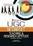 U.G.C.-NETJRFSET Teaching  Research Aptitude General Paper-1 by Editorial Board : Pratiyogita Darpan