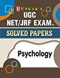 UGC NETJRF Exam Solved Papers Psychology by Editorial Board: Pratiyogita Darpan