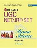 UGC NETJRFSET Home Science Paper II Paper II  III by Akanksha