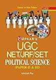 UGC NETJRFSET Political Science Paper II  III by Ashutosh Roy