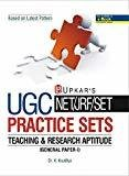 UGC NETJRFSET Practice Sets Teaching  Research Aptitude - General Paper I by K. Kautilya