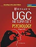 UGC NETJRFSET Psychology - Paper III by Kalika Jha