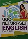 UGC NETJRFSET English  Paper II  III by B.B.jain