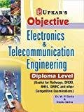 Objective Electronics  Telecommunication Engineering Diploma Level by M.P.Sinha