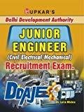 Delhi Development Authority Junior Engineer CivilElectricalMechanical Recruitment Exam by Lal