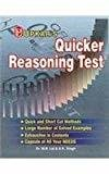 Quicker Reasoning Test by M.B. Lal
