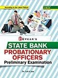State Bank probationary officers Preliminary Examination by Lal