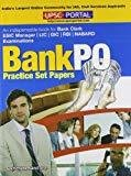 Bank PO Practice Set Papers An Indispensable Book for Bank ClerkESIC ManagerLICGICRBINABARD Examinations by Jha S N