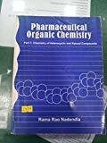 Pharmaceutical Organic Chemistry Part-1 01 Edition by Nadendla