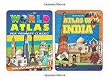 Atlases Pack 2 Titles by Dreamland Publications