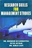 Research Skills for Management Studies by Sunil Kumar