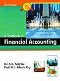 Atextbook Of Fianancial Accounting 3E by Ghosh