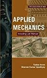 Applied Mechanics Including Lab Manual by Sharvan Kumar Upadhyay Tushar Arora