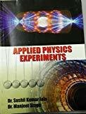 Applied Physics Experiments by Jain