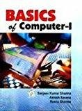 Basic Of Computers-1 by Sharma