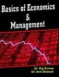 Basics Of Economics And Management by Dhawan A