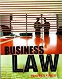 Business Law by Singh P