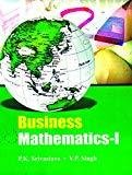 Business Mathematics-i by Singh