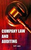 Company Law And Auditing by Jain