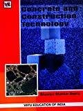 Concreate And Construction by Bhawani Shankar Meena