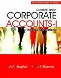 Corporate Accounts-1 Theory And Practices by Sharma