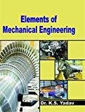 Elements Of Mech Engg by Yadav