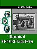 Elements Of Mechanical Engineering Ptu by Yadav