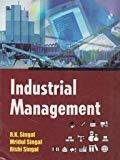 Industrial Management by Singhal R