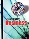 International Business by Gautam N