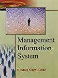 Management Information System by Kuldeep Singh Kohar