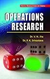 Operations Research by V N Jha