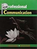 Professional Communication by Verma B