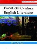 Twentieth Century English Literature