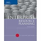 Concepts In Enterprise Resource Planning by Monk