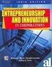 Enterpreneurship and Innovation in Corpotrations by Michael