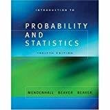 Probability And Statistics 12E by Beaver