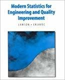 Engineering and Industrial Statistics Statistics Series by John Lawson