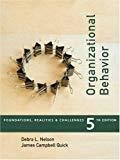 Organizational Behaviour Foundation Real Challenge Information by Debra L. Nelson