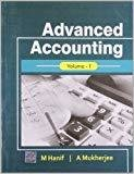 Advanced Accounting - Vol I by Mohamed Hanif