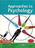 Approaches to Psychology by William Glassman