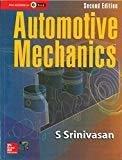 Automotive Mechanics by S Srinivasan