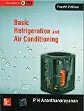 Basic Refrigeration and Air Conditioning by Ananthanarayanan