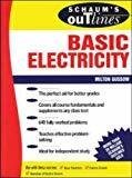 Schaums Outline of Theory and Problems of Basic Electricity by Milton Gussow