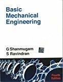 Basic Mechanical Engineering Deemed University by T. Shanmugam