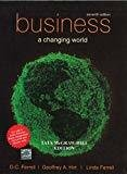 Business a Changing World by O. C. Ferrell
