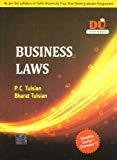 Business Laws Delhi University by Tulsian