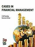 Cases in Financial Management by I M Pandey